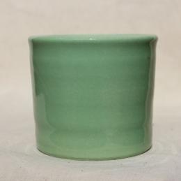 Ангоб зеленый с глазурью