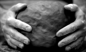 Гончарная глина для гончарного круга
