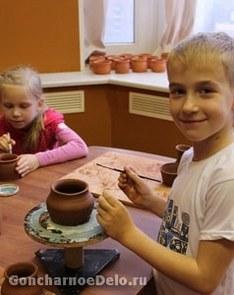 обучение гончарному делу в Москве